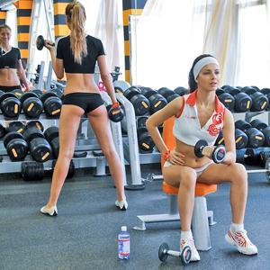 Фитнес-клубы Ржаницы