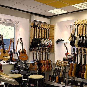 Музыкальные магазины Ржаницы