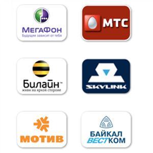 Операторы сотовой связи Ржаницы