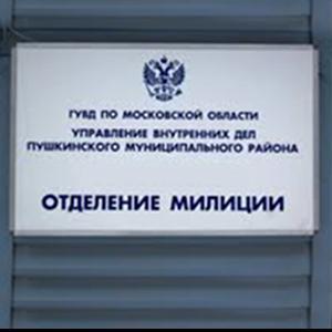 Отделения полиции Ржаницы
