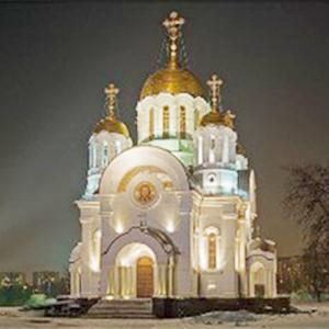 Религиозные учреждения Ржаницы
