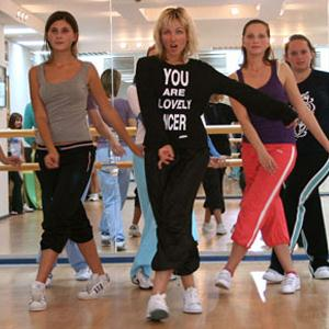 Школы танцев Ржаницы